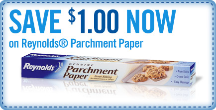 reynolds parchment paper Manufacturers may alter their products and/or packaging and the packaging and products may be different from what is shown on wwwhy-veecom read labels, warnings and directions on the package before using or consuming a product and contact the manufacturer to obtain additional information about a product.