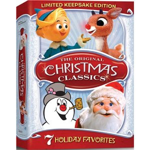 seven holiday favorites in one dvd photo credit httpwww - Old Christmas Movies