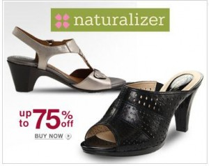 Buy Naturalizer ladies' Nation black leather court shoes online