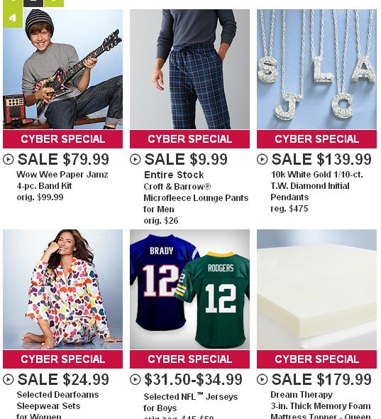 Kohl's Cyber Monday Deals Today & Tomorrow + Extra 20