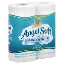 New Angel Soft Bath Tissue Coupon Any Size