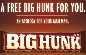 free-big-hunk-candy-bar
