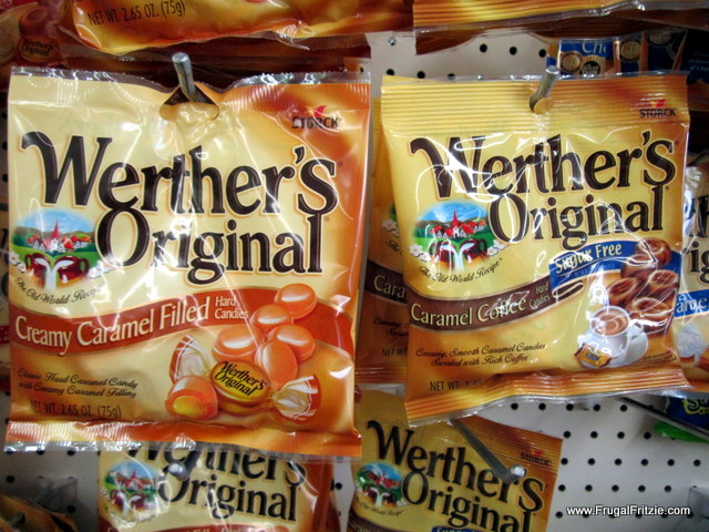 Werthers Candy Coupon
