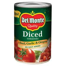 del monte canned tomatoes coupon