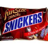 Mars Halloween Candy Fun Size Bags Coupon
