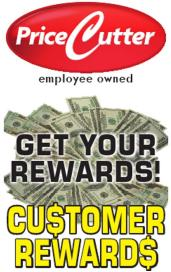 price cutter customer rewards