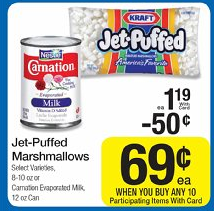 dillons jet puffed marshmallows Dillons Deals 11/7 11/13 (Mega Event Continues this week)