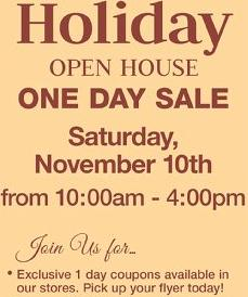 dillons open house sale Dillons Deals 11/7 11/13 (Mega Event Continues this week)