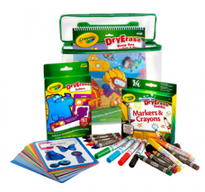 crayola dry erase bundle