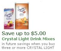 crystal light catalina Dillons Current Catalina Deals