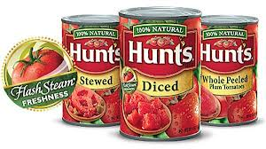 Hunts Canned Tomatoes Coupon