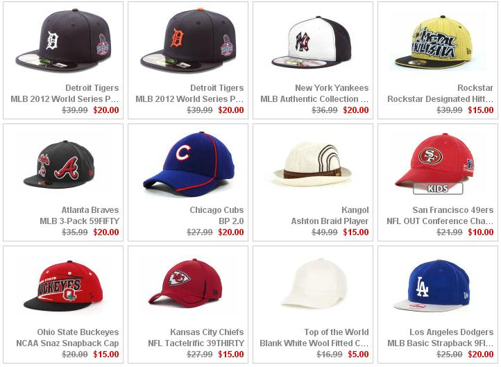 Lids Caps Clearance Sale Up to 75% + HOT Deals Sports Apparel ... 7fa9ae175d4