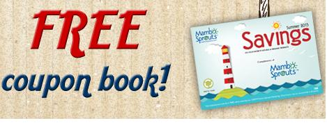 Free Mambo Sprouts Holiday Coupon Booklet