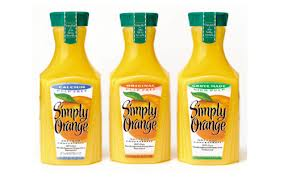 Simply Juice Drink Coupon