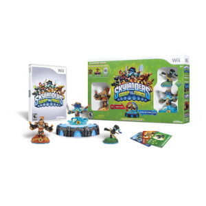 skylanders swamp force starter