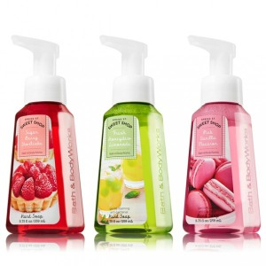 Bath Body Works free