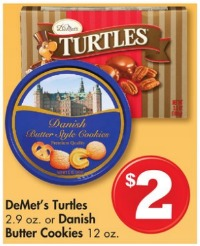 demets turtles