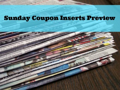 coupon inserts preview