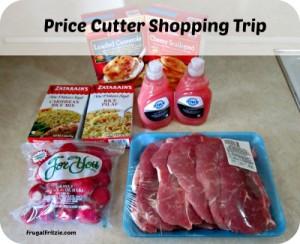 latest shopping trip
