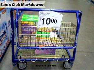 sams club markdowns