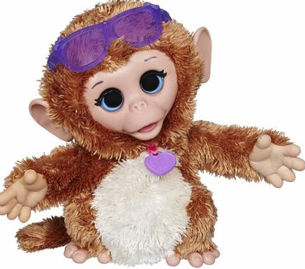 FurReal Friends Giggly Monkey