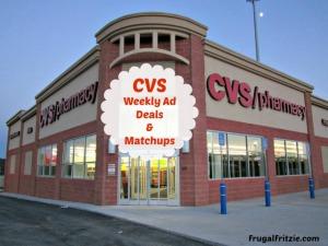 CVS Weekly Ad Deals