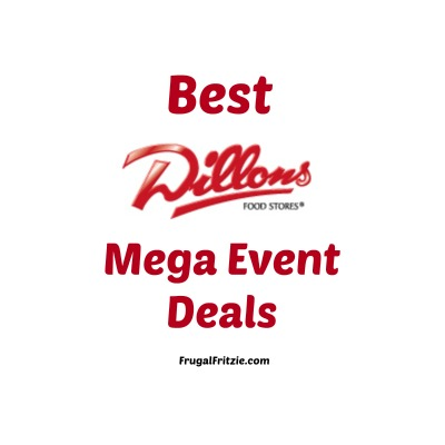 Best Dillons Mega Event Deals