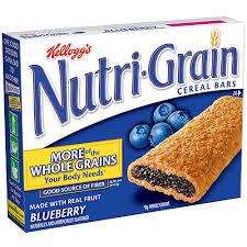 Nutri-Grain Bars Coupon