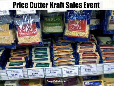 Price Cutter Kraft Sale