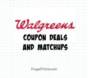 Walgreens Weekly Ad Deals