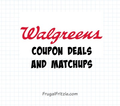 Walgreens Deals | September 24th through September 30th, 2017
