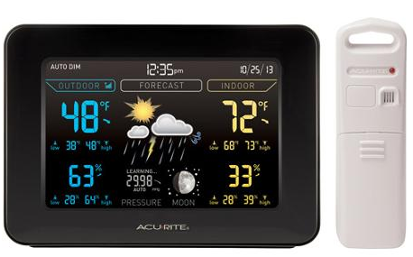 AcuRite Forecaster Digital Weather Station