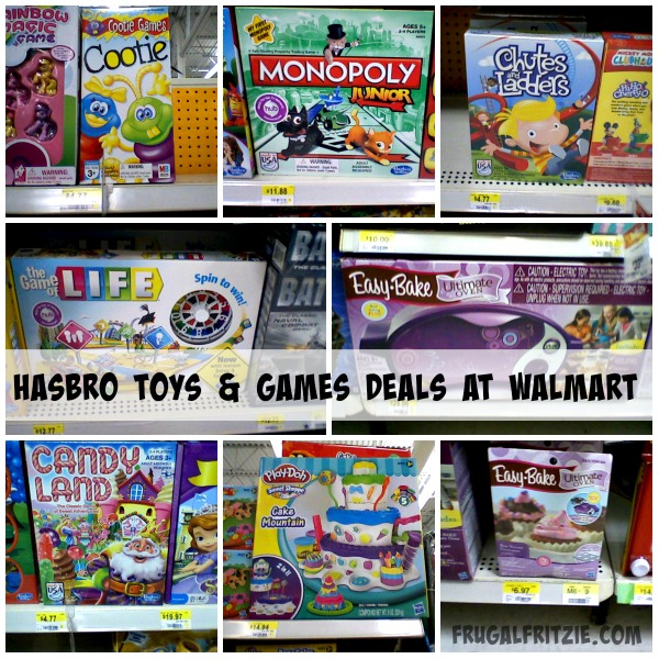 Walmart Toy Specials : Walmart hasbro toys and games deals candy land