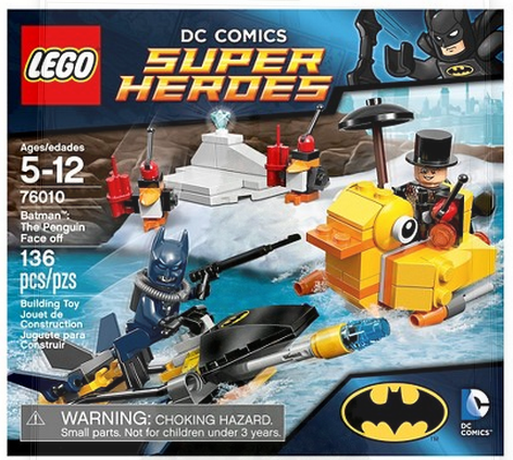 LEGO Superheroes Batman