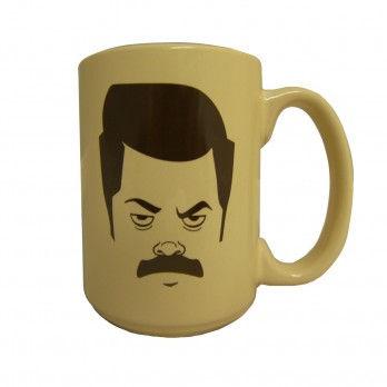 Ron Swanson Mug