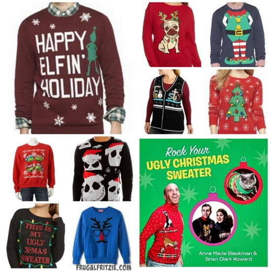 Ugly Christmas Sweaters Roundup
