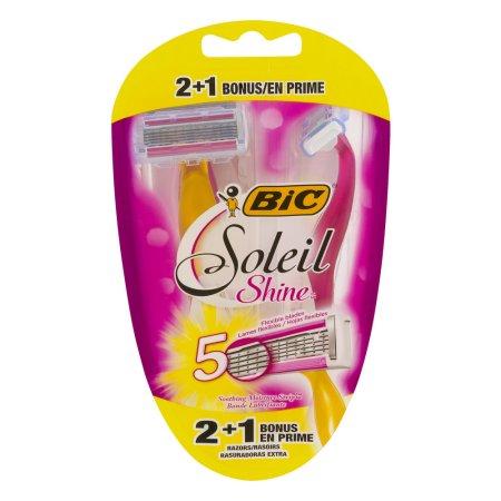 Bic Soleil Shine Razor Coupon