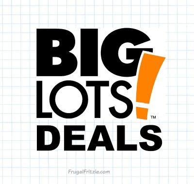 Big Lots Deals