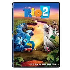 Rio 2 Dvd coupon