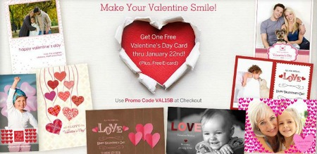 Free Personalized Valentines Card