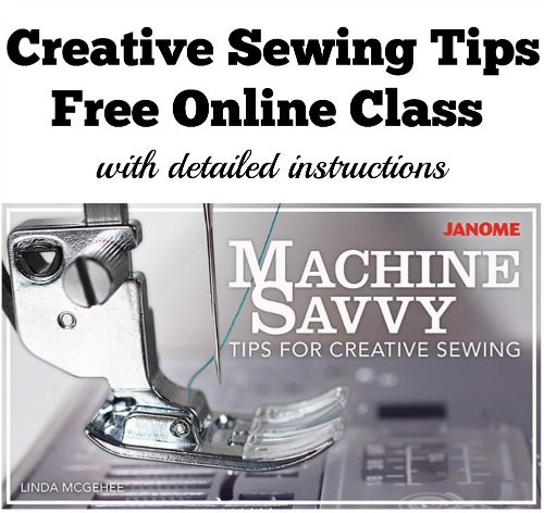 Creative Sewing Tips
