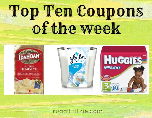 Best coupons this week