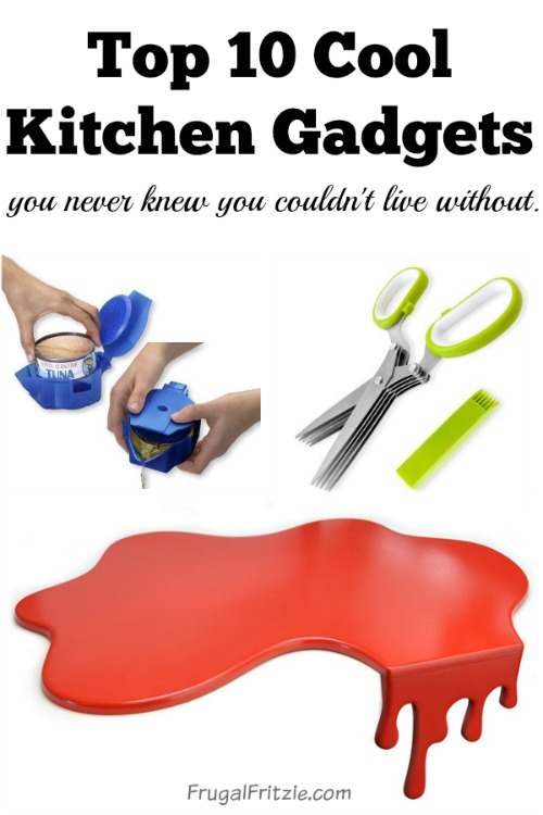 10 Kitchen And Home Decor Items Every 20 Something Needs: Top 10 Cool Kitchen Gadgets You Never Knew You Couldn't