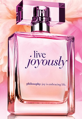 FREE Philosophy Live Joyously Fragrance