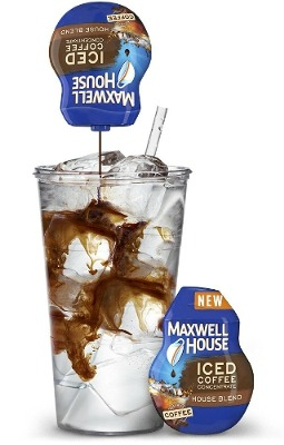 Maxwell House Iced Coffee Coupon
