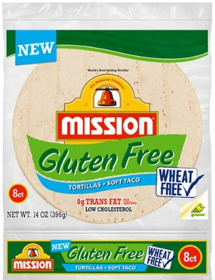 Mission Gluten Free Tortillas Coupon