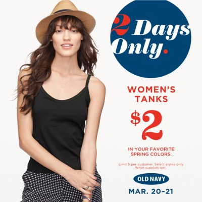 Old Navy Womens Tanks