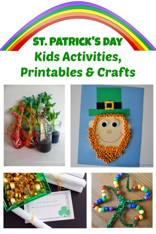 St. Patrick's Day Kids Activities