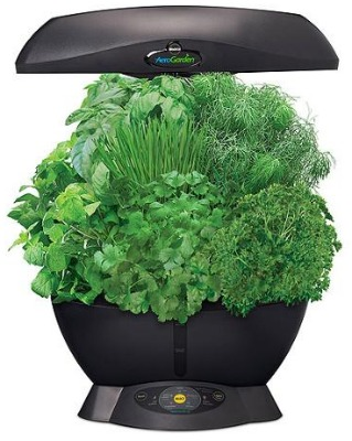 Miracle-Gro AeroGarden 6 with Gourmet Herb Seed Kit