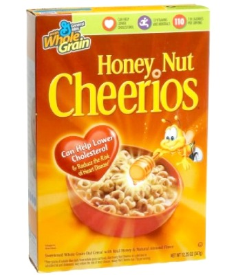 Honey Nut Cheerios Cereal Coupon